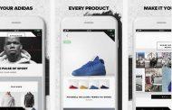 عرضه اپلیکیشن خرید آنلاین آدیداس با هوش مصنوعی