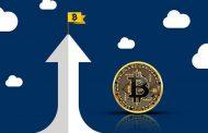 رشد یک باره قیمت بیتکوین