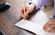 تحویل دسته چک پس از احراز هویت در سامانه نهاب